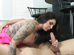 Darling Danika & Johnny Castle in My Dads Hot Girlfriend