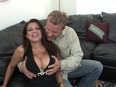 Wife stockings gangbang porn