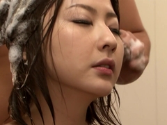 Crazy Japanese model in Exotic Wife, Amateur JAV movie