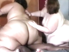 Angel and Pear Bottom SSBBW 3some