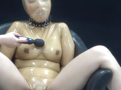 Rebreath Rubber Girl 4