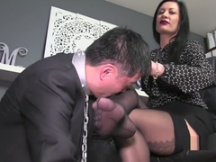 Miss Jasmine - Office Stocking Worship
