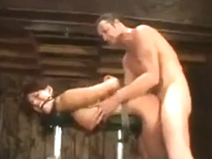 Eva angelina bdsm facefuck and doggystyle