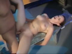 Teenager fucking a school bus driver - Young Jenna Presley