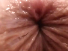 Blonde Whore Rose Pussy Gaping And Fingering