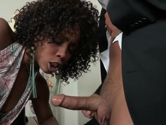 Astonishing porn scene Ebony best ever seen