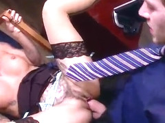 (Kleio Valentien) Busty Horny Slut Office Girl Enjoy Sex movie-13