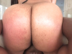 Aryana Adin & Jax Slayher in Epic Ebony Ass - AllBlackX