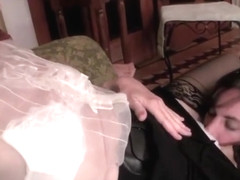 Mrs Lovings Knicker Smothering Training