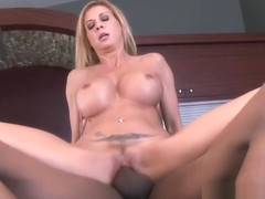 Brooke Tyler - Brookes Working Pro Boner - Milfs Like It Bla