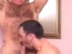 Homosexual Shaggy Dad Acquires Drilled