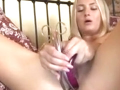 Deep Gyno Dildos In Her Nasty Vagina Hole