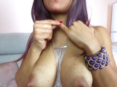 MissFluo - SPH JOI POV Therapist laughs and humiliates your small penis