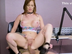 Small Hands cock receives a hot blowjob from Dani Jensen