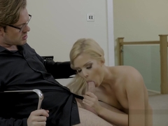Babes - Office Obsession - Sensual Delivery starring Ryan