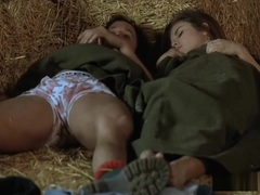 Carla Gugino and Tiffani-Amber Thiessen - Son in Law (1993)