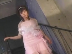 Fabulous Japanese chick Haruna Ayase in Best JAV movie