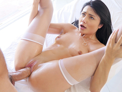 Adria Rae in Sexy Scavenger Hunt - PassionHD