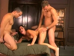 ashley blue take 5 creampie
