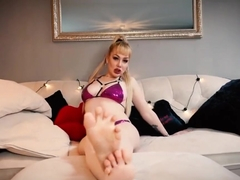Delicious Feet, Tease and Denial - CEI (LDBMISTRESS)