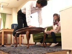 Japanese uniform schoolgirl pussydrilled