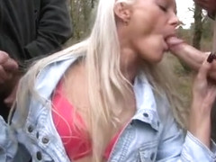 Layla Pink [Gonzo, Oral, Group, Outdoor]
