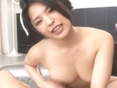 Incredible Japanese model Eririka Katagiri in Horny Shower JAV clip