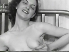 Vintage Models That Show Full Frontal Beaver