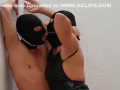 xLadyJumi & xSlave - Enjoy Pain & Hurt With My xSlave