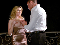 Christie Stevens, Romeo Price in Political Players - DigitalPlayground
