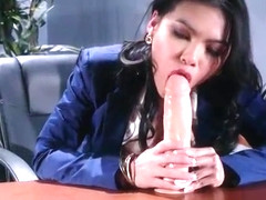 Hardcore Sex In Office With Huge Boobs Girl (Cindy Starfall) vid-10