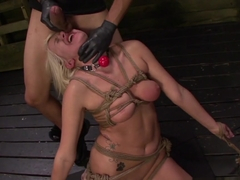 Crazy pornstar Laela Pryce in Amazing Blonde, Hardcore adult video