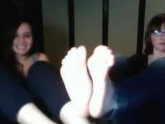 chatroulette girls feet 23
