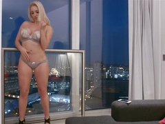 Incredible pornstar Victoria Summers in fabulous big tits, blonde sex clip