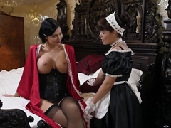 Incredible pornstars Jasmine Jae, Ava Dalush in Horny Big Tits, Striptease sex movie