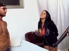Three nasty chicks are penetrated and assfucked hard