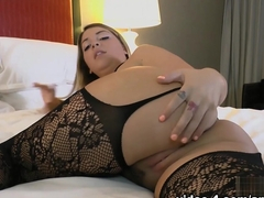 Horny pornstar Jenna Ashley in Fabulous Solo Girl, College xxx scene