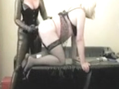 Fabulous amateur shemale clip with BDSM, Fetish scenes