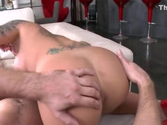 Heavenly christy mack get fucked in mouth