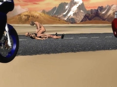 Flat Tire - 3DToonTube