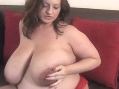 Maria Moore super big pregnant boobs