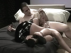 Fabulous pornstar Olivia Saint in exotic facial, blowjob sex movie
