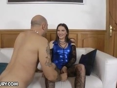 Anal training of Sindy Rose