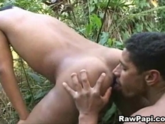 Adventurous Latino Gay Men on Wild Hardcore Sex
