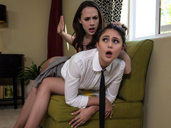 Ariana Marie & Chanel Preston in Preppies In Pantyhose: Part 1 - BRAZZERS