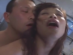 Crazy Japanese chick Moe Oishi in Horny Blowjob, Solo Girl JAV clip