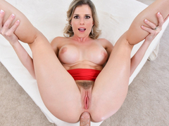 Cory Chase & Chris Strokes in Cheating StepMILF Anally Mind-Fucked - EvilAngel