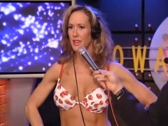The Howard Stern Show - Brandi Love In The Robospanker