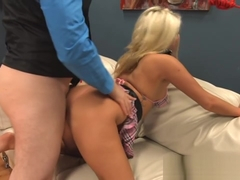YouPorn - big-ass-layla-price-gets-hard-anal-and-ass-to-mouth-as-humiliated-cheerleader
