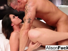 Alison Tyler in Hot Hotel Room Fucking With Alison And Marcus - AlisonTyler
